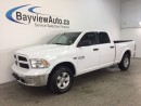 Used 2016 Dodge Ram 1500 OUTDOORSMAN- HEMI! CREW! HITCH! BLUETOOTH! CRUISE! for sale in Belleville, ON