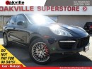 Used 2012 Porsche Cayenne Turbo| ACCIDENT FREE | 20 WHEELS | SUNROOF | for sale in Oakville, ON