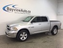 Used 2017 Dodge Ram 1500 - HEMI! CREW! ALLOYS! BLUETOOTH! TOUCHSCREEN! for sale in Belleville, ON