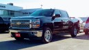 Used 2014 Chevrolet Silverado 1500 LT, ONE OWNER, NO ACCIDENT, FULLY SERVICED. for sale in Newmarket, ON