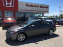 Used 2012 Honda Civic EX-L for sale in Goderich, ON