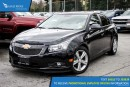 Used 2012 Chevrolet Cruze LTZ Turbo Sunroof and Heated Seats for sale in Port Coquitlam, BC