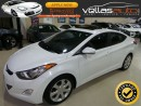 Used 2012 Hyundai Elantra Limited LIMITED| NAVI| SUNROOF| LEATHER for sale in Woodbridge, ON