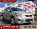 Used 2013 Hyundai Accent GLS One Owner & Accident Free for sale in Abbotsford, BC