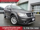 Used 2014 Dodge Journey SXT ACCIDENT FREE w/ POWER WINDOWS/LOCKS & U-CONNECT BLUETOOTH for sale in Surrey, BC