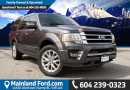 Used 2017 Ford Expedition Limited LOCAL, NO ACCIDENTS, ONE OWNER for sale in Surrey, BC