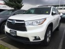 Used 2014 Toyota Highlander Hybrid Limited for sale in Surrey, BC