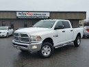 Used 2013 Dodge Ram 2500 SLT CREW CAB 4X4 **CIMMINS DIESEL** for sale in Gloucester, ON