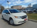 Used 2014 Honda Odyssey DVD- BAL.FACTORY WARRANTY for sale in Scarborough, ON