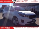 Used 2017 Kia Sedona L | $169 BI WEEKLY | 7 PASSENGER | for sale in Georgetown, ON