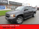Used 2011 Chevrolet Avalanche 1500   4x4! CREW CAB! BLUETOOTH! for sale in St Catharines, ON