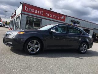 Used 2014 Acura TL SH-AWD, Premium Pkg, Heated Seats, Low KMs!! for sale in Surrey, BC