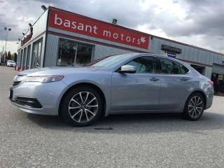 Used 2015 Acura TLX Tech Pkg, BSM, Nav, Backup Camera!! for sale in Surrey, BC
