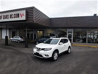 Used 2016 Nissan Rogue TECH PKG PREMIUM AWD for sale in Langley, BC