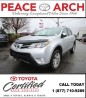 Used 2013 Toyota RAV4 Limited-NAV/SUNROOF/LEATHER for sale in Surrey, BC