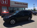 Used 2014 Honda CR-V Touring for sale in Goderich, ON