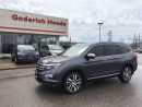 Used 2016 Honda Pilot Touring for sale in Goderich, ON