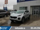 Used 2017 Kia Sportage EX AWD Low KMS Back Up Camera for sale in Edmonton, AB