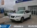 Used 2015 Nissan Pathfinder Platinum Leather Sunroof Nav for sale in Edmonton, AB