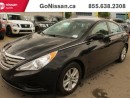 Used 2013 Hyundai Sonata HEATED SEATS, BLUETOOTH, ALLOY RIMS!! for sale in Edmonton, AB