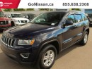Used 2014 Jeep Grand Cherokee 4x4, BLUETOOTH, BACK UP CAMERA!! for sale in Edmonton, AB