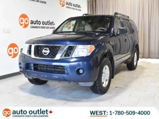 Used 2012 Nissan Pathfinder S 4WD, 7 PASSENGER, A/C for sale in Edmonton, AB