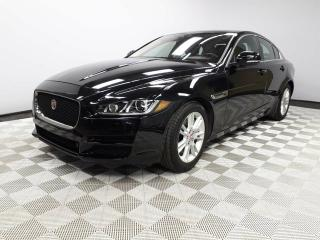 Used 2017 Jaguar XE 2.0L Diesel Prestige AWD - Locally Owned and Serviced | Executive Demo | No Accidents | Navigation | Front/Rear Camera | Parking Sensors | Reverse Traffic/Blind Spot/Closing Vehicle Sensors | Heads Up Display | Heated Front Seats | Heated Steering Wheel | for sale in Edmonton, AB