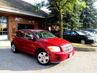 Used 2009 Dodge Caliber SXT+WINTER TIRES,CERTIFIED for sale in Concord, ON