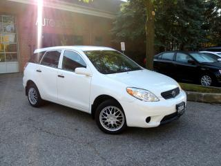 Used 2006 Toyota Matrix AWD , GOOD CONDITION,CERTIFIED for sale in Concord, ON
