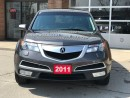 Used 2011 Acura MDX Premium with camera for sale in Mississauga, ON