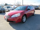 Used 2006 Pontiac G6 AUTO for sale in Newmarket, ON