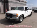 Used 2005 GMC SIERRA 1500  EXT CAB 2WD for sale in Calgary, AB
