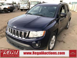 Used 2012 Jeep Compass North 4D Utility 4WD 2.4L for sale in Calgary, AB