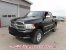 Used 2012 RAM 1500 LARAMIE LIMITED CREW CAB SWB 4WD 5.7L for sale in Calgary, AB