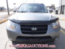 Used 2009 Hyundai Santa Fe 4D Utility AWD 3.3L for sale in Calgary, AB