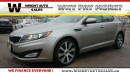Used 2011 Kia Optima EX| LEATHER| NAVIGATION| SUNROOF| 121,777KMS for sale in Cambridge, ON