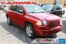 Used 2008 Jeep Compass Sport/North | CERTIFIED + E-Tested for sale in Waterloo, ON