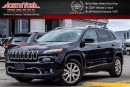 Used 2016 Jeep Cherokee Limited Nav|Leather|Backup Cam|Keyless_Go w/R.Start|18