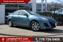 Used 2010 Mazda MAZDA3 GX CANADIAN OWNED for sale in Surrey, BC