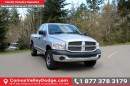 Used 2007 Dodge Ram 1500 SLT/TRX4 Off Road/Sport VALUE PRICED & SAFETY INSPECTION AVAILABLE UPON REQUEST for sale in Courtenay, BC