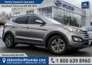 Used 2013 Hyundai Santa Fe Sport 2.4 Premium BC OWNED & CERTIFIED ACCIDENT FREE for sale in Abbotsford, BC