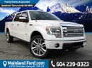 Used 2014 Ford F-150 Limited NO ACCIDENTS, LOCAL for sale in Surrey, BC