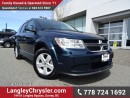 Used 2014 Dodge Journey CVP/SE Plus ACCIDENT FREE w/ POWER WINDOWS/LOCKS & U-CONNECT BLUETOOTH for sale in Surrey, BC