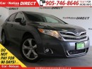 Used 2016 Toyota Venza V6| AWD| BACK UP CAMERA| POWER SEAT| for sale in Burlington, ON