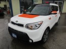 Used 2014 Kia Soul LOADED GDI MODEL 5 PASSENGER 2.0L - DOHC.. LEATHER.. HEATED/AC SEATS.. BACK-UP CAMERA.. SUNROOF.. INFINITY AUDIO.. for sale in Bradford, ON