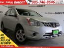 Used 2013 Nissan Rogue S| AWD| LOW KM'S| ONE PRICE INTEGRITY| for sale in Burlington, ON