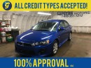 Used 2016 Mitsubishi Lancer SE*CVT*PHONE CONNECT*TRACTION CONTROL*HEATED SEATS*CLIMATE CONTROL*POWER WINDOWS LOCKS AND MIRRORS*CD PLAYER/AM/FM/AUX*BUTTONS FOR RADIO CRUISE AND HANDS FREE ON STEERING WHEEL for sale in Cambridge, ON