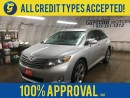 Used 2011 Toyota Venza LEATHER*KEYLESS ENTRY*POWER WINDOWS/LOCKS/HEATED MIRRORS*DUAL ZONE CLIMATE CONTROL*PHONE CONNECT*AM/FM/XM/CD/USB/AUX/BLUETOOTH*CRUISE CONTROL*ALLOYS*FOG LIGHTS* for sale in Cambridge, ON