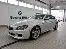 Used 2014 BMW 6 Series 640i xDrive Gran Coupe for sale in Edmonton, AB