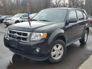 Used 2012 Ford Escape XLT for sale in Dundas, ON